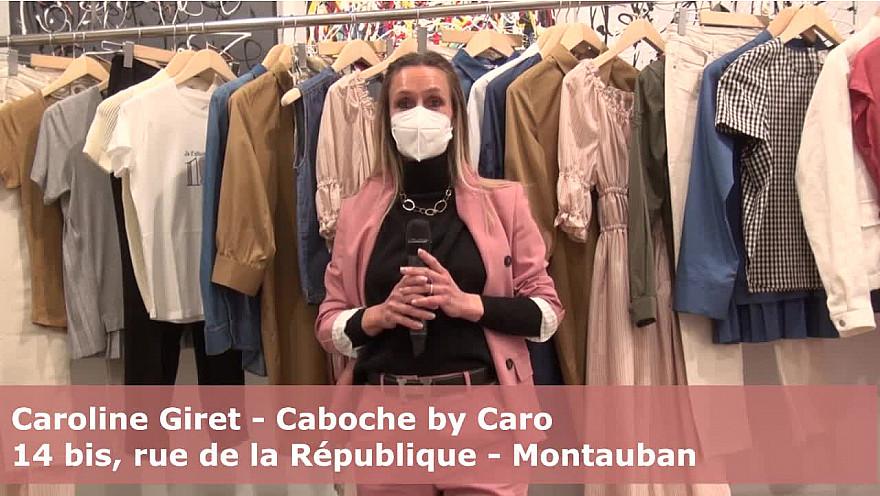 Caroline Giret - Caboche by Caro 14 rue de la République - Montauban