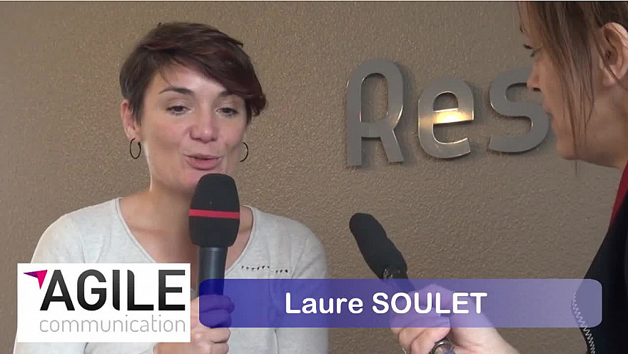 Les Rendez-vous Économiques Smartrezo / CPME82 EAF82 : Laure Soulet - Agile communication @LaureSoulet @CPME82 @CPMEoccitanie