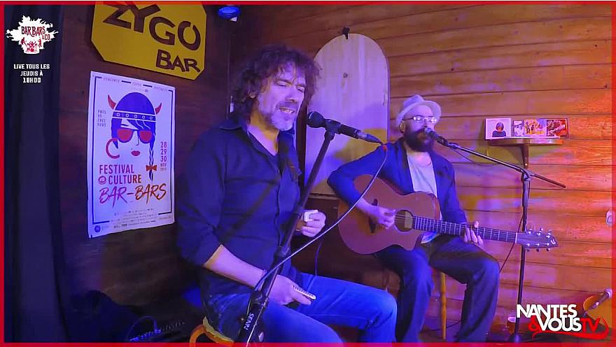 GRA-TV : Nantes & Vous TV avec Elficology - Bar-Bars & Co n°18