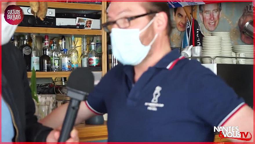 Nantes & Vous TV - Reprise de la cuisine gourmande au Little William