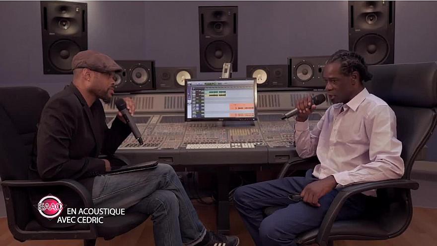 'En accoustic avec Cédric' : Daddy Yod tape toujours la doudou. #Reggae #DaddyYod