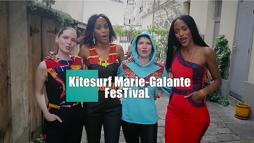 CHANGEMENT DE DATES !! KITE-SURF MARIE-GALANTE FESTIVAL : belle-île-en-mer prend son envol le 5 et 6 juin 2021 en Guadeloupe. #KiteSurf #KiteBoarding #MarieGalante